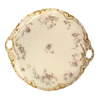 Antique Haviland Limoges Serving Plate For Sale