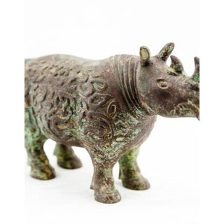 Lawrence & Scott Rhinoceros For Sale