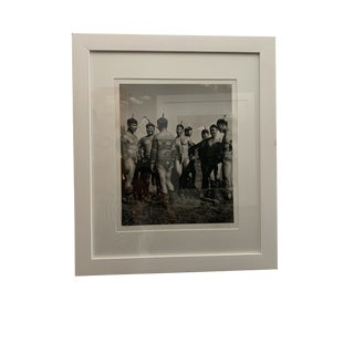 Photograph of Native American Tribe For Sale