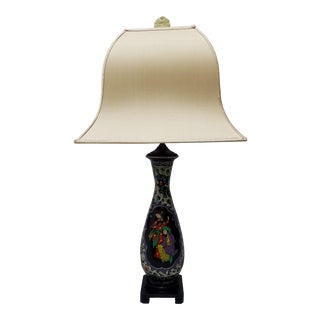 19th Century Indian Mughal Style Lamp For Sale
