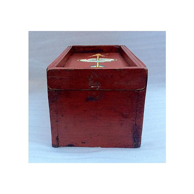 Ship's Antique Mystery Box For Sale In Los Angeles - Image 6 of 9
