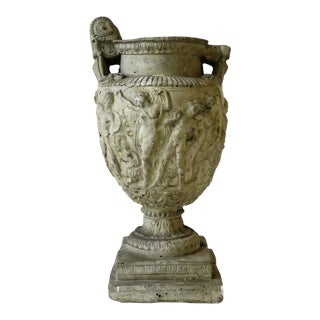 Neoclassical Urn Sculpture or Planter For Sale