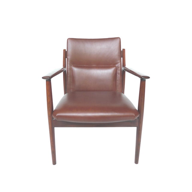 Mid-Century Rosewood Armchairs by Arne Vodder - A Pair - Image 2 of 10
