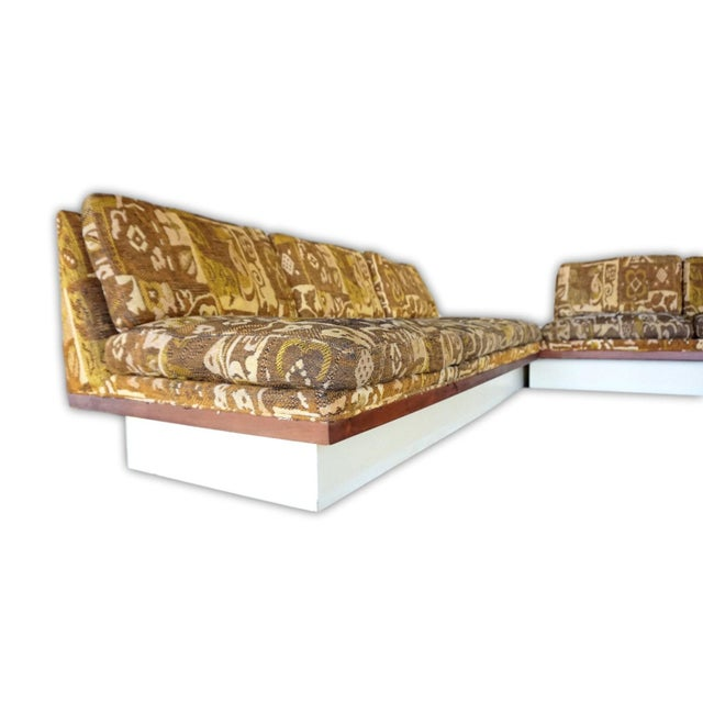 Mid-Century Modern Milo Baughman Thayer Coggin Sectional For Sale - Image 3 of 6