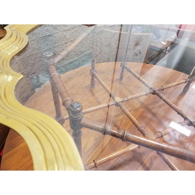 Baker Furniture Pie Crust Coffee Table - Image 5 of 6