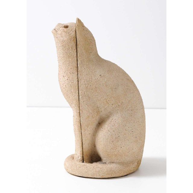 """1970s Cat Sculpture """"Secrets of the 1970s"""" For Sale - Image 5 of 7"""