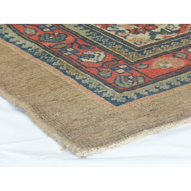 "Leon Banilivi Antique Sarab Runner - 3'5"" X 16' - Image 6 of 7"