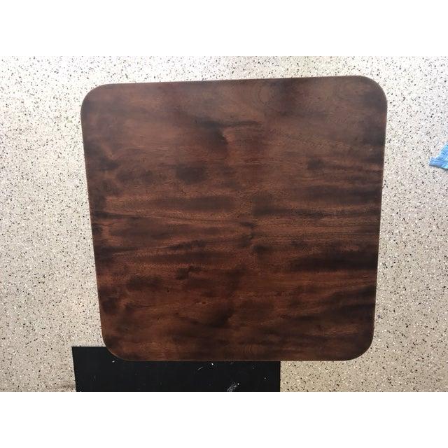 Corkscrew Leg Side Table - Image 4 of 5
