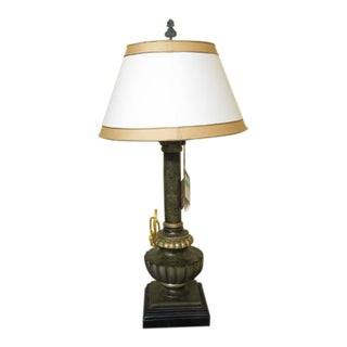 Wildwood Tuscany Designer Table Lamp with Shade For Sale