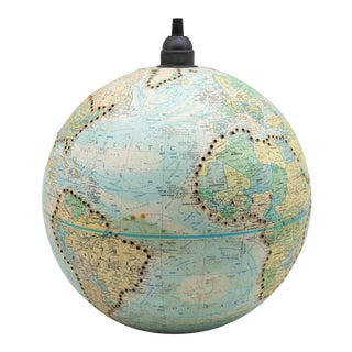 Hanging Globe Light For Sale