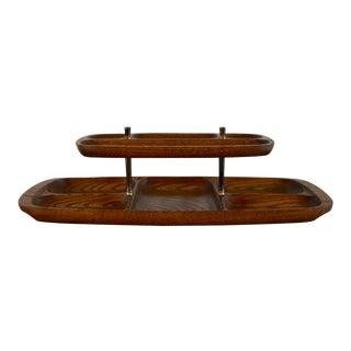 Mid-Century Dresser Tray / Desk Organizer