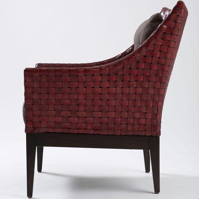 Kriess Safari Lounge Chairs - A Pair - Image 3 of 7