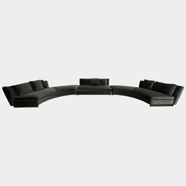 Mid-Century Modern Minotti 'Seymour' U-Shape Sectional For Sale - Image 10 of 10