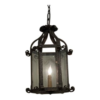French Lantern Chandelier For Sale