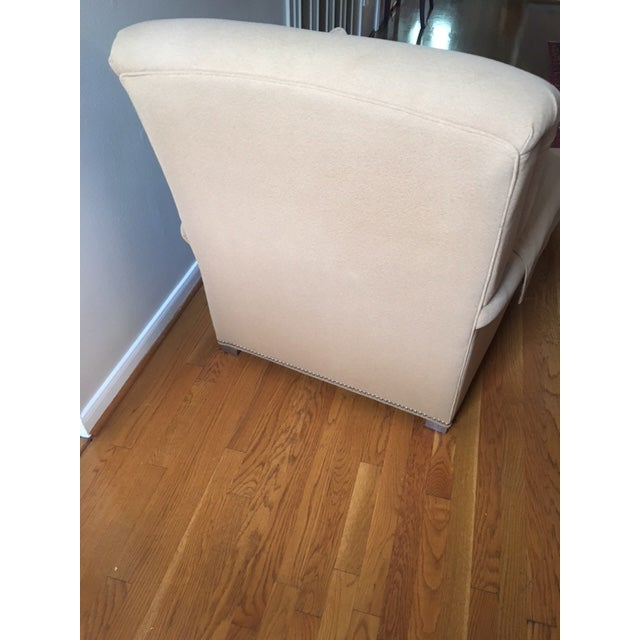 Traditional Ethan Allen Whitfield Chair For Sale - Image 3 of 5