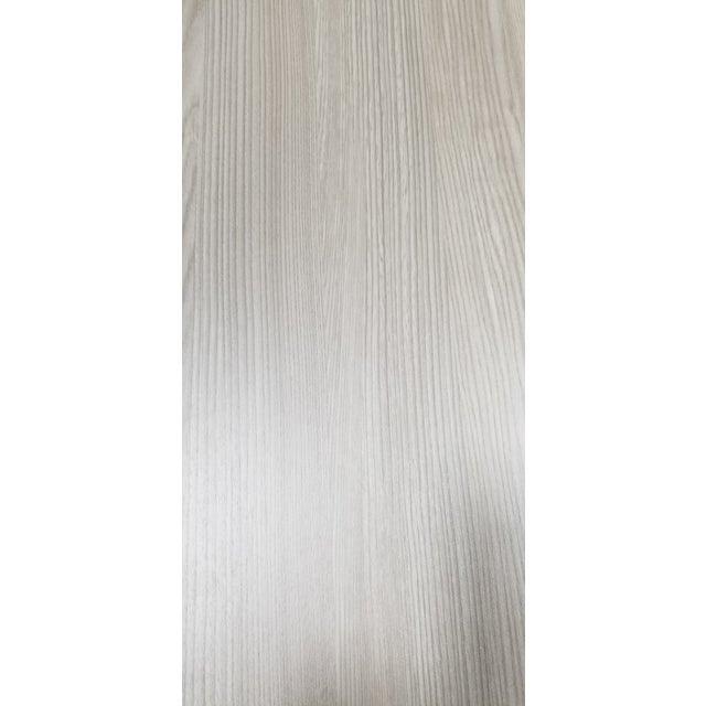 West Elm West Elm Industrial Grey Desk For Sale - Image 4 of 6
