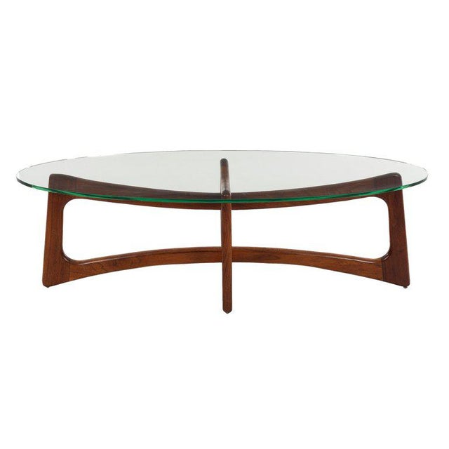 Adrian Pearsall 2454-Tgo Coffee Table for Craft Associates For Sale In New York - Image 6 of 6