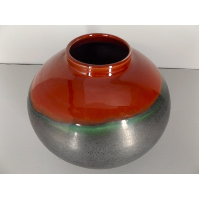Angela Fina (1937-2013) was know for her pottery in high fired porcelain and her development of a palette of original...
