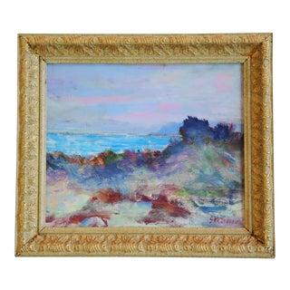 Juan Guzman, Ventura California Seascape Landscape Painting For Sale