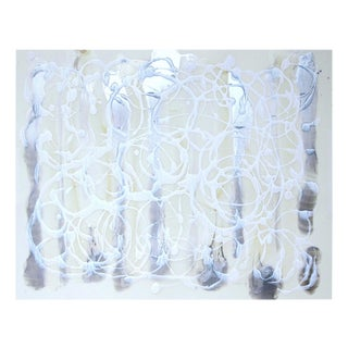 "Gudrun Mertes-Frady ""Trellis II"" Painting For Sale"