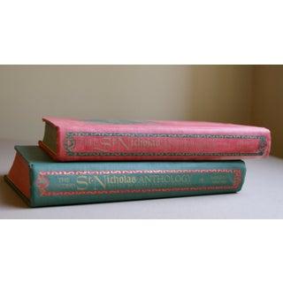 Vintage St. Nicholas Anthologies - A Pair Preview
