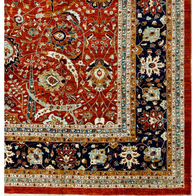 Traditional Hand Woven Rug - 14'4 X 22'8 - Image 2 of 3