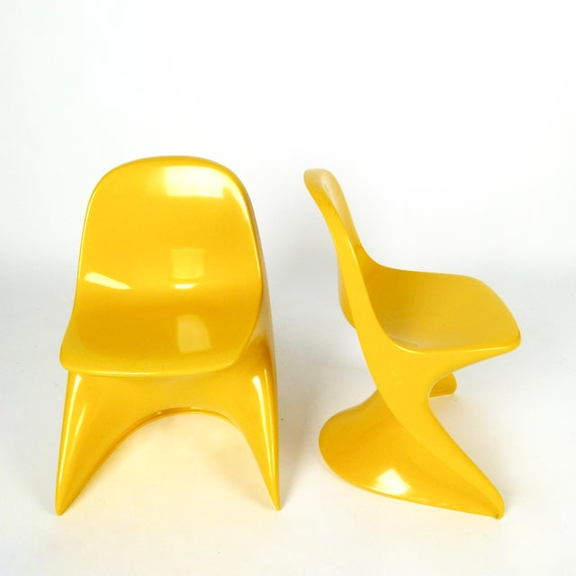 1970s Casalino I Casala Stackable Child's Chair For Sale - Image 5 of 12