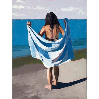 Lori Mehta, Beach Gaze, 2019 For Sale