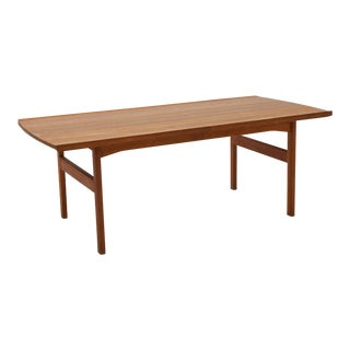 Tove & Edvard Kindt-Larsen coffee table for AB Saffle For Sale