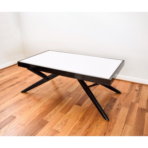 Mid Century Castro Convertible CoffeeDining Table Chairish
