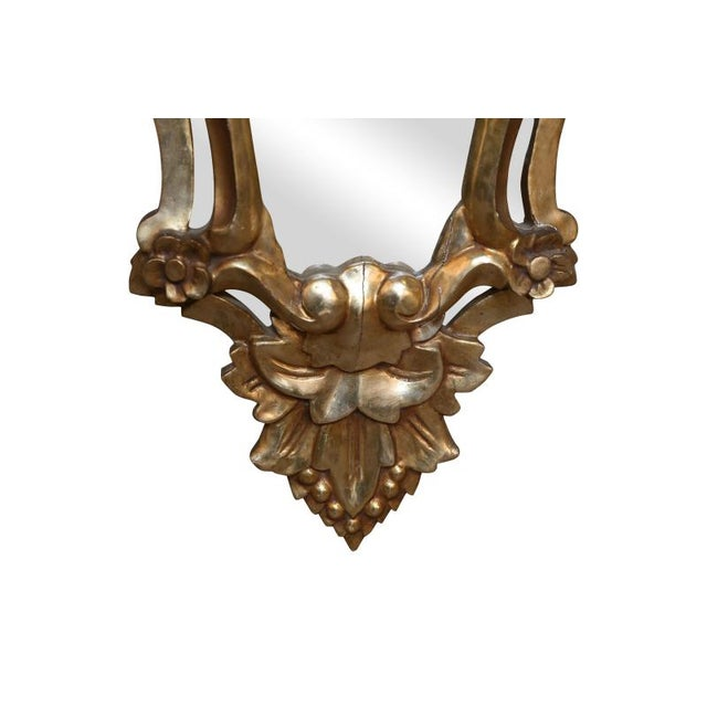 19th Century Italian Wall Mirrors - a Pair For Sale - Image 4 of 5