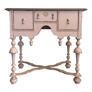 Pink Queen Mary Dressing Table
