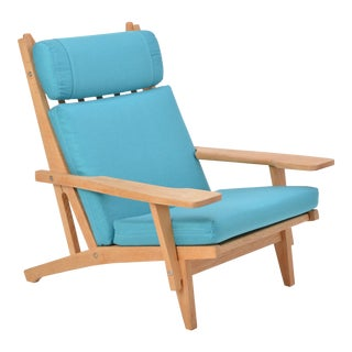 Ge 375 Easy Chair by Hans J. Wegner for Getama For Sale