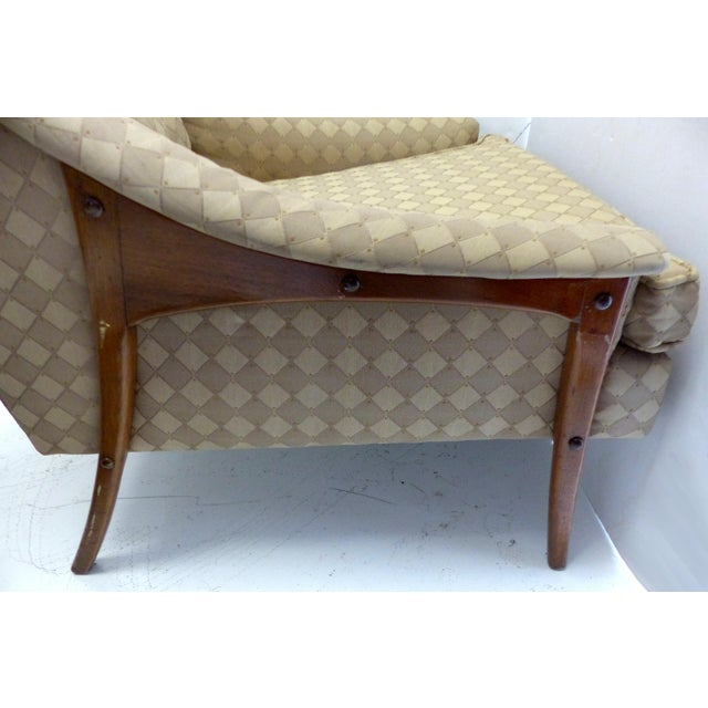 Mid-Century Adrian Pearsall Style Chairs - A Pair - Image 6 of 8
