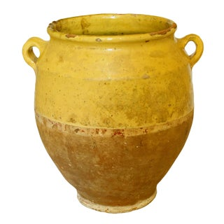 19th Century French Confit Pot For Sale