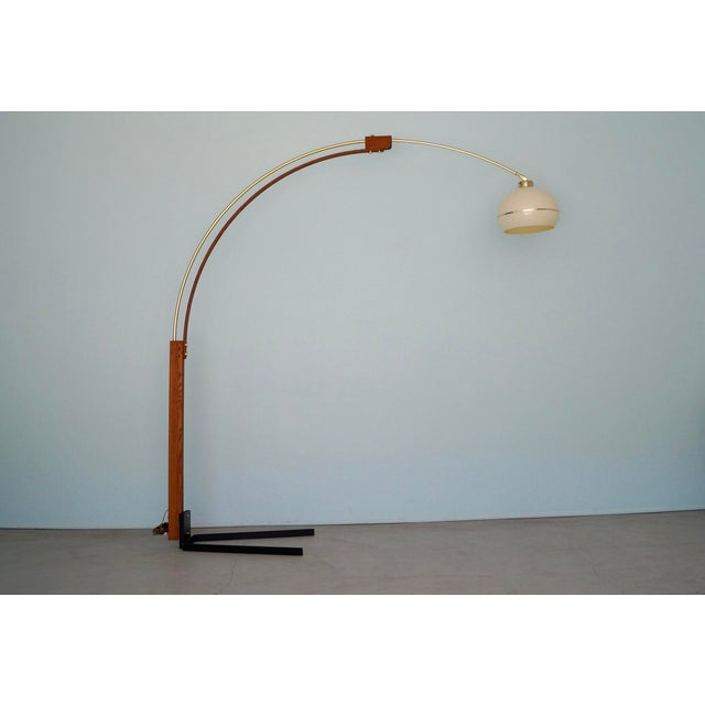 We have this super rad original vintage Mid-Century Modern floor lamp for $1,475. It's in amazing condition, and was...