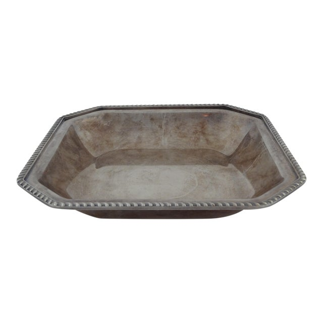 Sheffield Silver Plate Candy Dish - Image 1 of 5