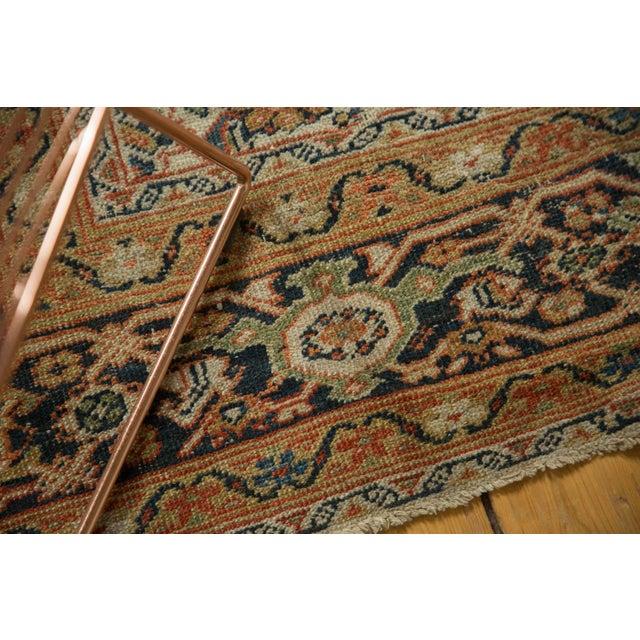 """Antique Mahal Square Carpet - 9'11"""" x 9'8"""" - Image 5 of 10"""