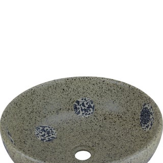 Pasargad DC Modern Stone Design Sink Bowl Preview