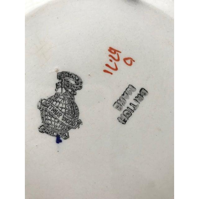 Ceramic 1930s Traditional Arthur Wood British Porcelain Bowl For Sale - Image 7 of 9