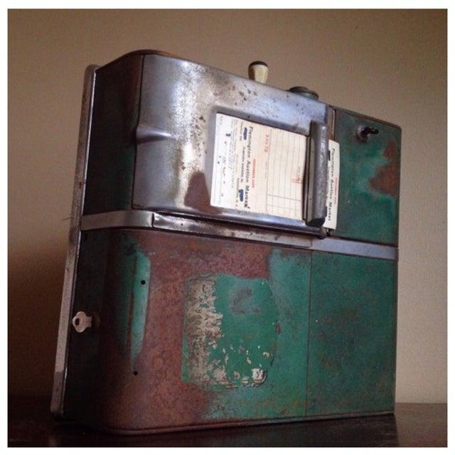 United Autographic Register Art Deco Cash Machine - Image 2 of 11