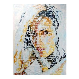 """""""Nina"""" Oil on Canvas"""