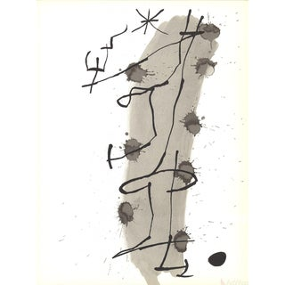 Joan Miro, Untitled, 1967 Lithograph For Sale
