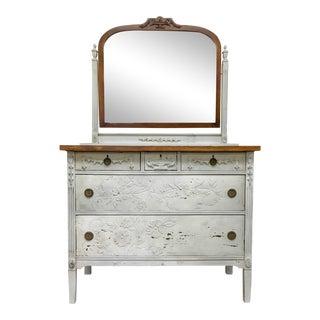Antique Farmhouse Dresser For Sale