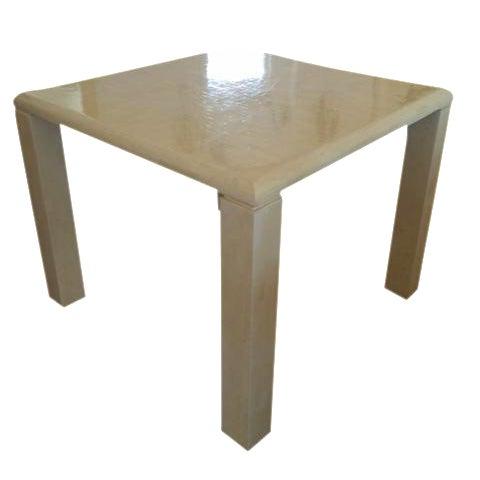 Enrique Garcel Game Table For Sale