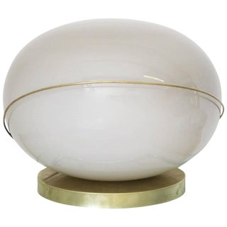 1960s Vintage Murano Globe Floor Lamp For Sale