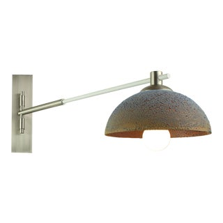 Dixon Swing Arm Sconce by Pax Lighting For Sale