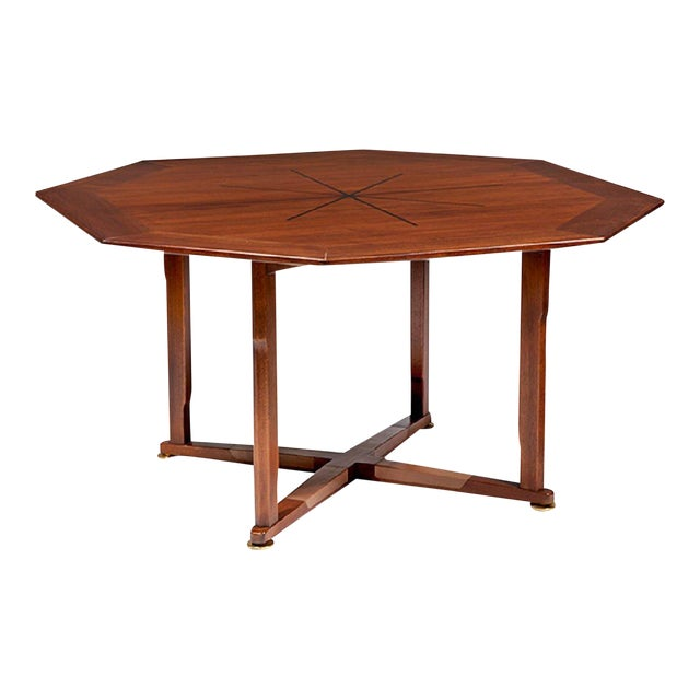 EDWARD WORMLEY JANUS TABLE FOR DUNBAR - Image 1 of 6
