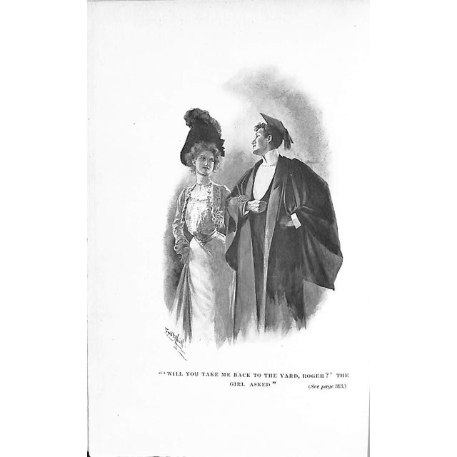 """Being an Account of the Adventures of a Young Gentleman of Fashion at Harvard University 320 pp. 7.25""""x 5.5"""" L.C. Page 1906"""