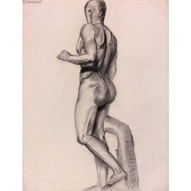 M. Lambert, Nude Figure For Sale - Image 4 of 4